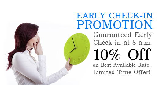 Promotion Bangkok Budget Early Bird